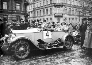 Buick Roadster 1928, KAK vintertävling